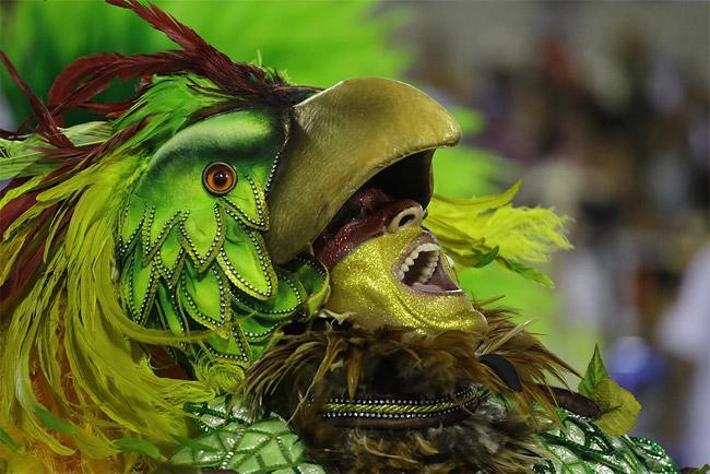 21 - Brazilian Carnival 2014