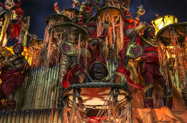 23 - Brazilian Carnival 2014