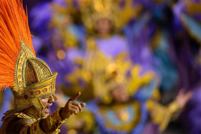 24 - Brazilian Carnival 2014