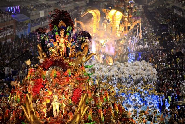26 - Brazilian Carnival 2014