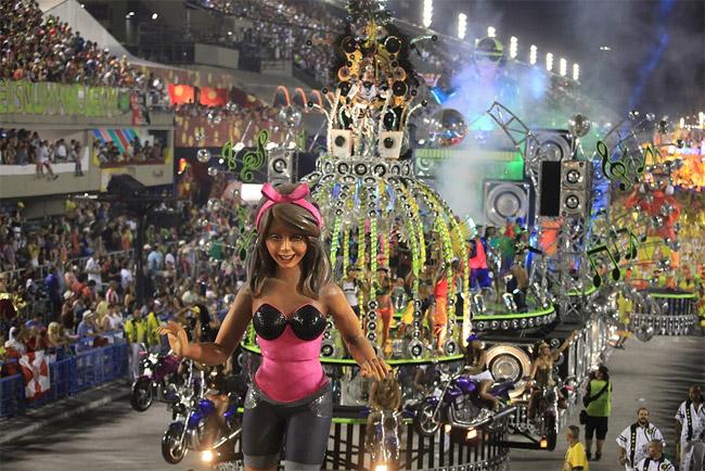 28 - Brazilian Carnival 2014
