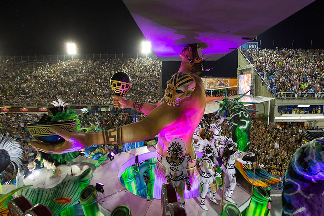 29 - Brazilian Carnival 2014