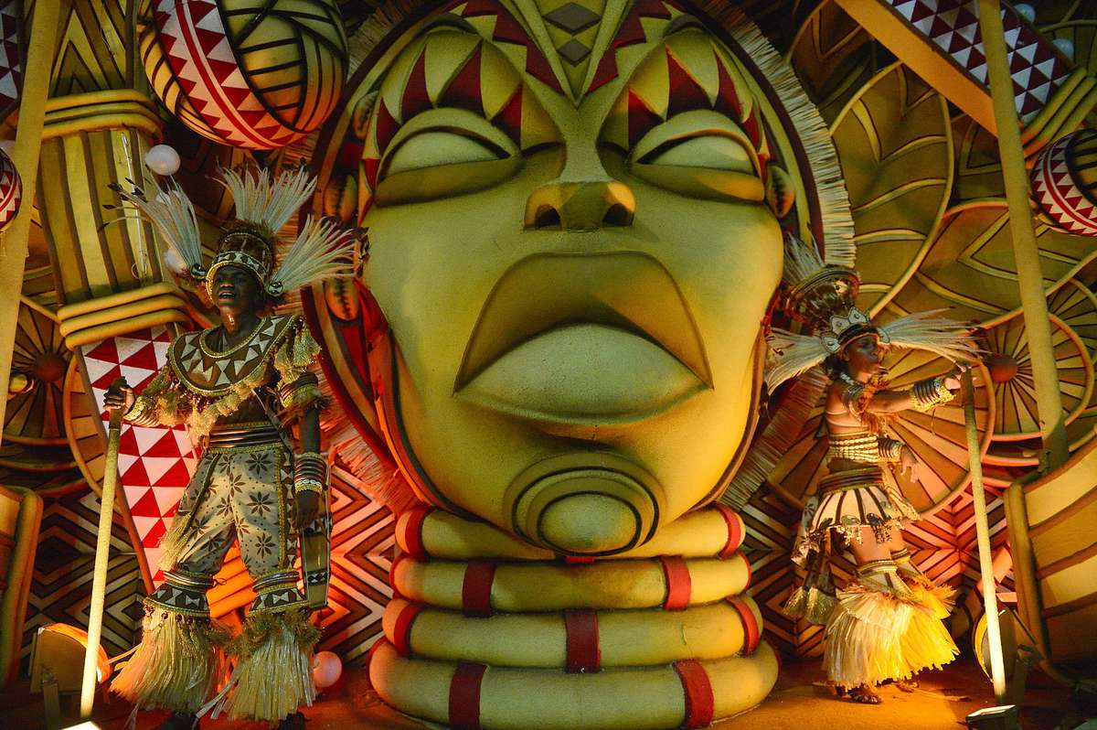 34 - Brazilian Carnival 2014