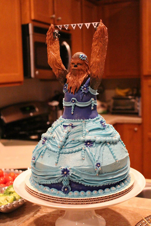 Rogue One Cake Ideas