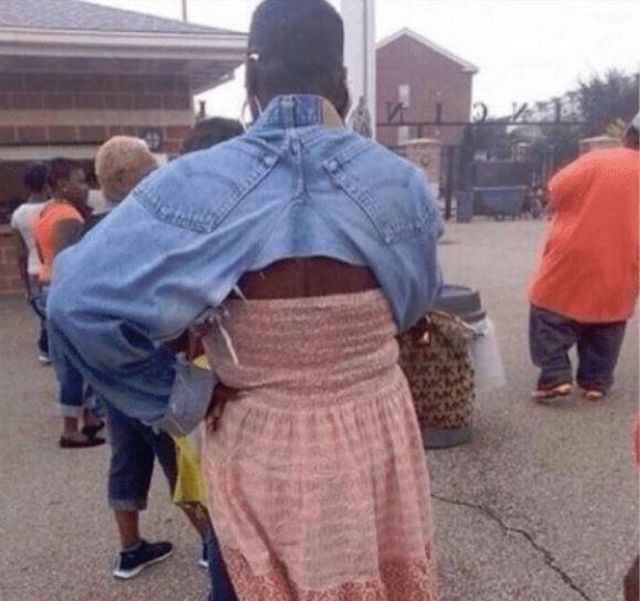 7 - Fashion Fail: Pants