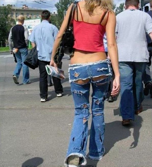 22 - Fashion Fail: Pants