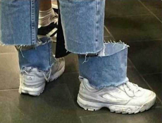 24 - Fashion Fail: Pants