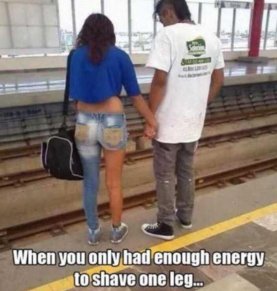 29 - Fashion Fail: Pants