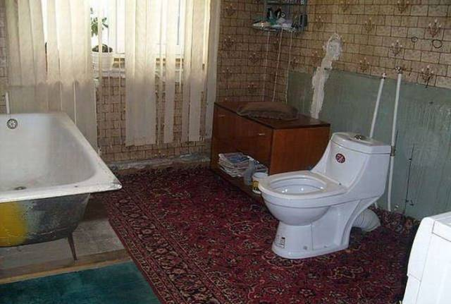 19 - 28 Pics to Prove How Much the Russians Love Their Carpets