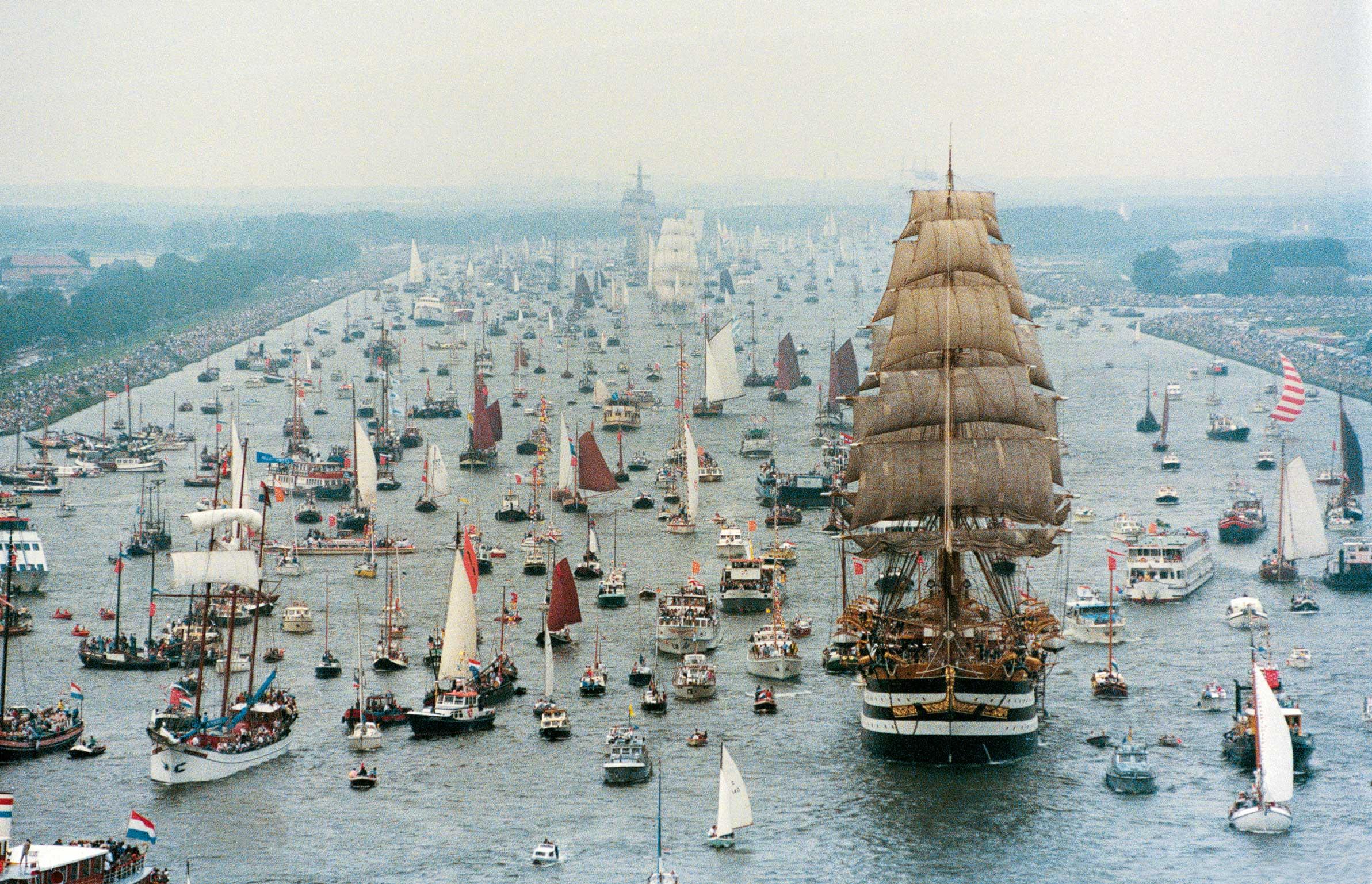 "13 - Denmark's event ""Sail Amsterdam"""