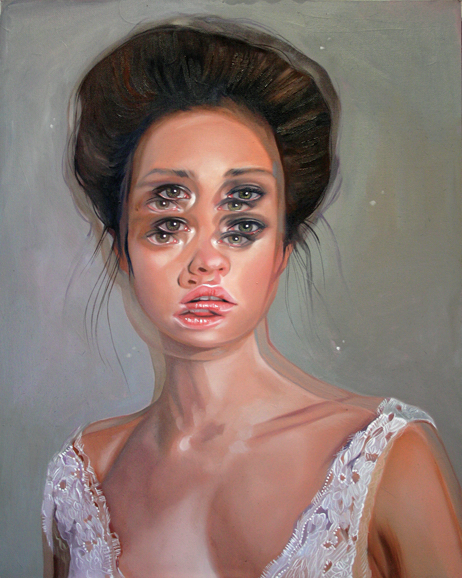 "14 - Painting by <a href=""Http://www.alexgarant.com"" target=""_blank"">Alex Garant</a>."