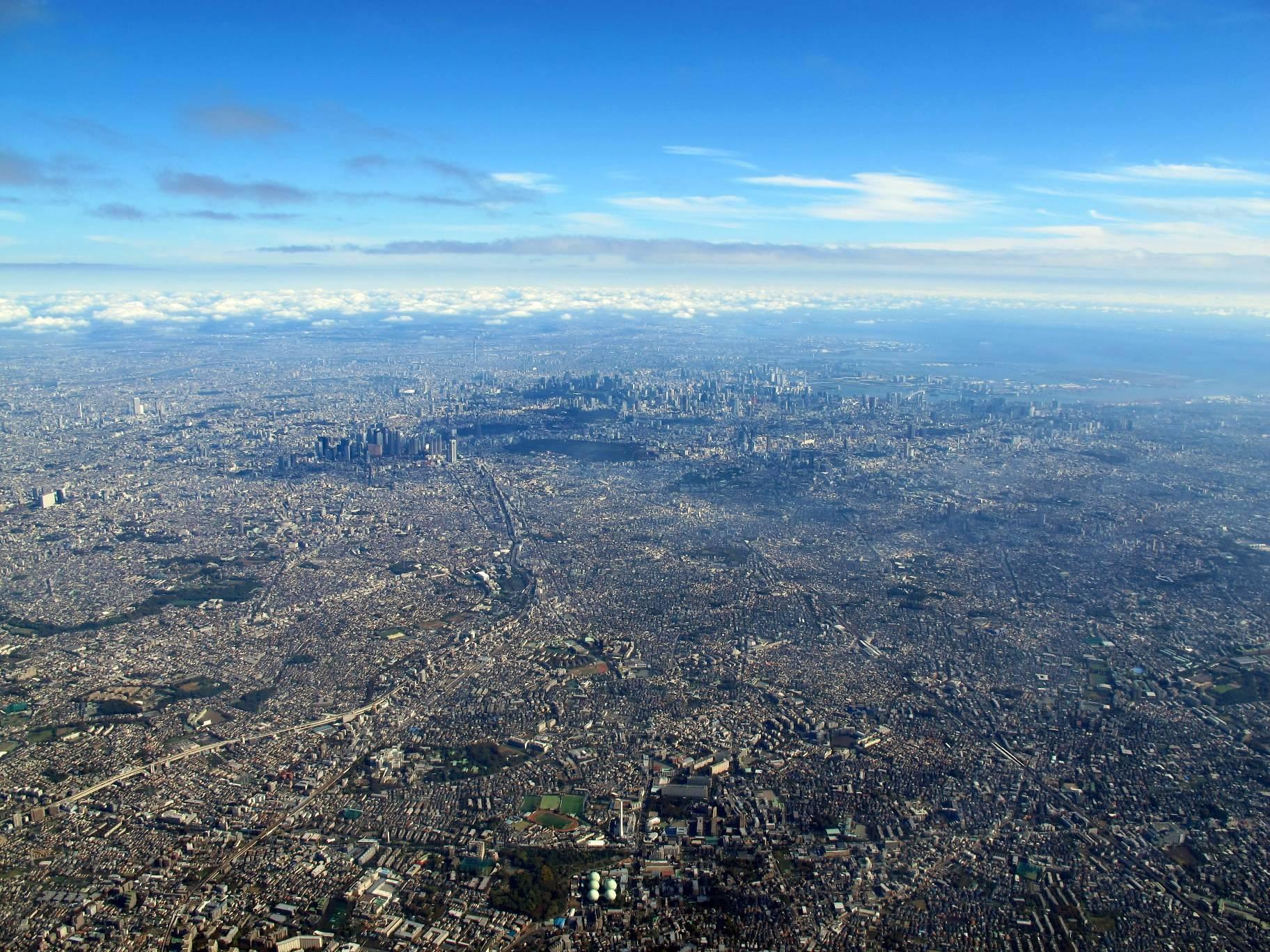 23 - Tokyo population: 13.35 million