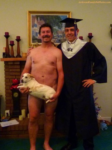 4 - 23 Unusual Graduation Photos That Will Make You Say... WTF?