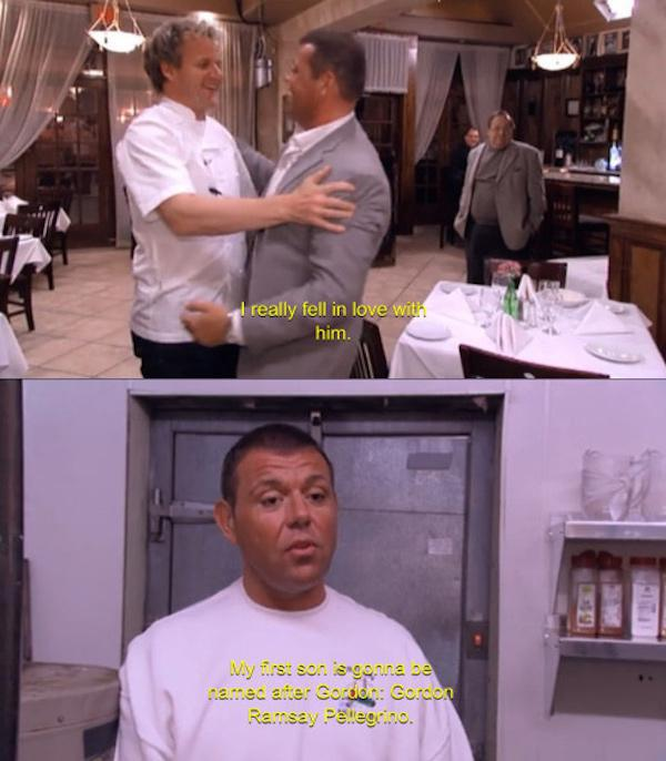 Kitchen Nightmares Food: 32 Hilarious Gordon Ramsay Insults - Funny Gallery