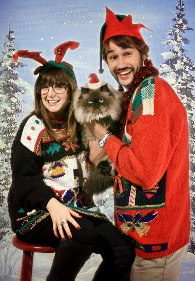 Best Of: Ugly Christmas Sweaters - Gallery | eBaum\'s World
