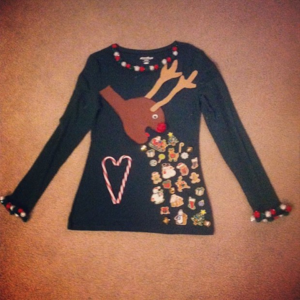 16 best of ugly christmas sweaters - Best Ugly Christmas Sweater Ideas
