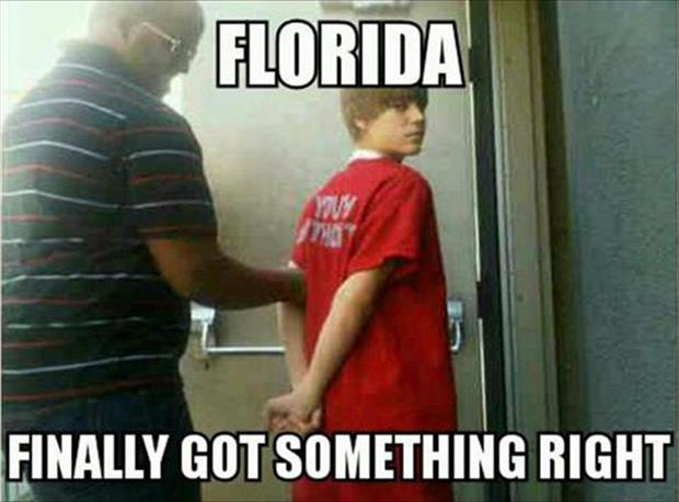 The Internets Reaction To Justin Biebers Arrest Gallery - Best reactions to justin bieber arrest