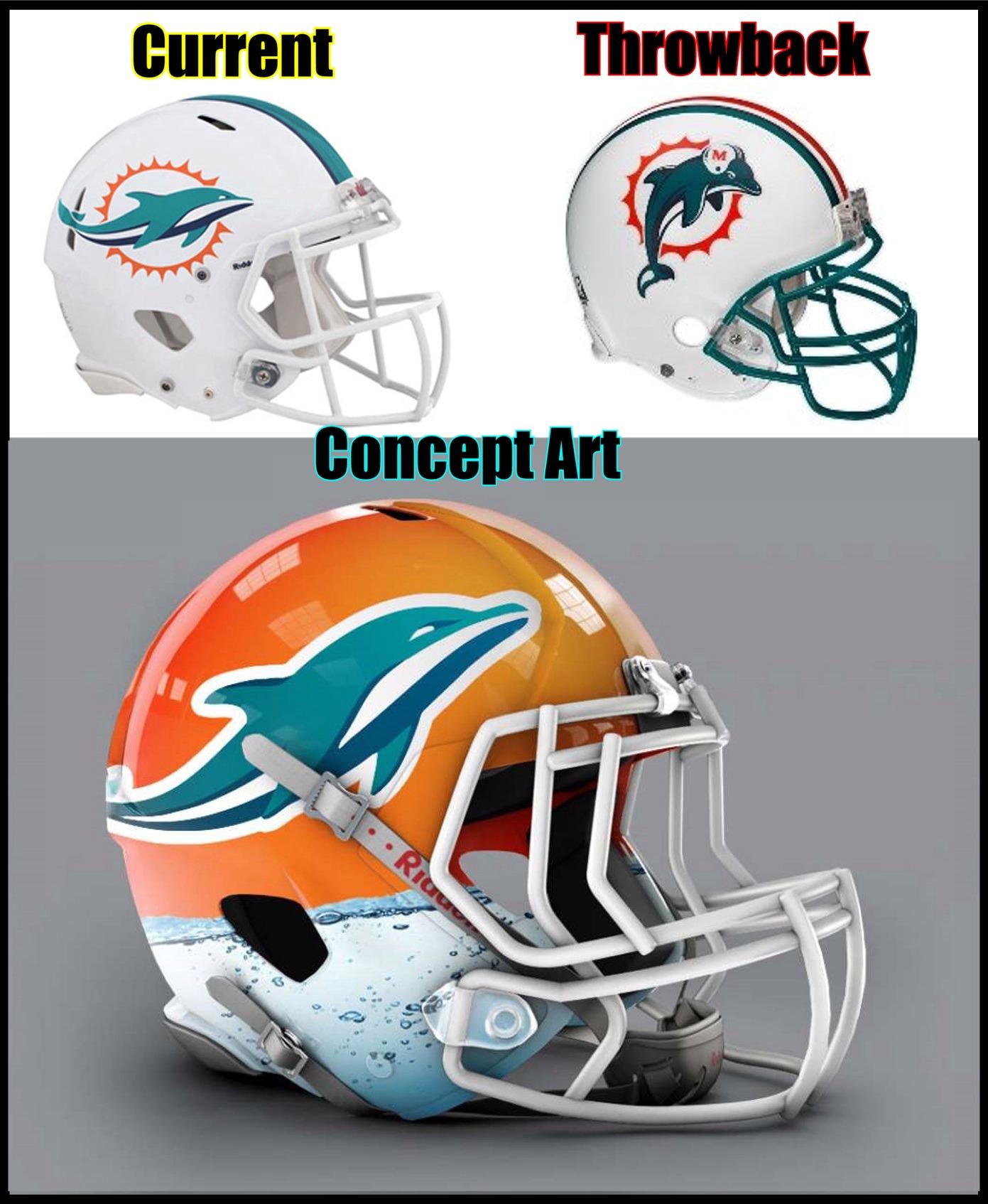 nfl concept helmet designs by paul bunyan ftw gallery
