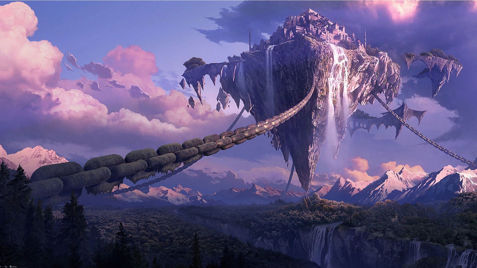 11 Sci Fi Fantasy Wallpapers