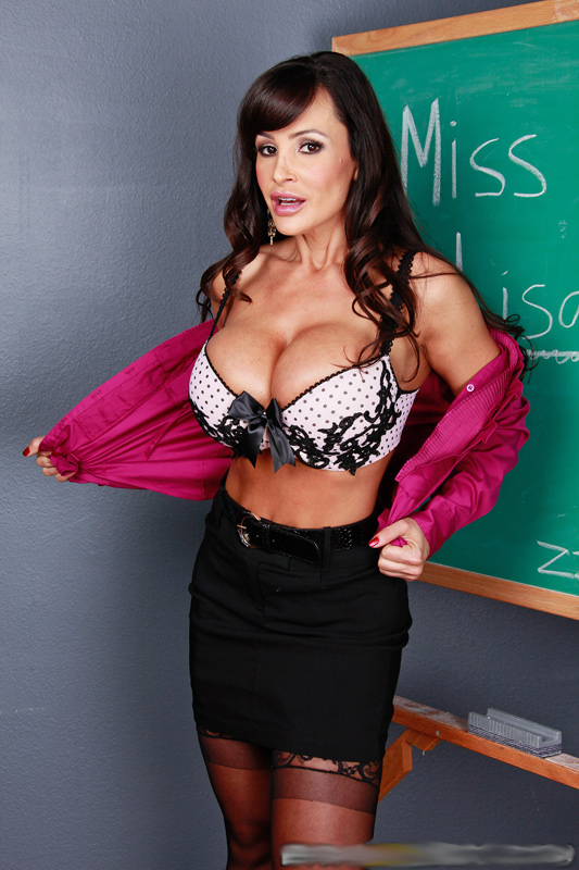 Lisa ann boobs pic