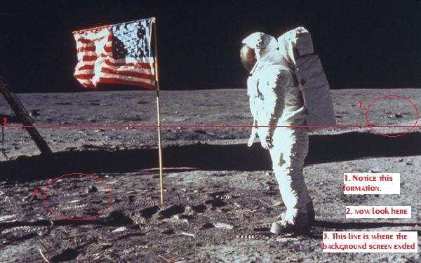 proof of landing on the moon telescope - photo #28
