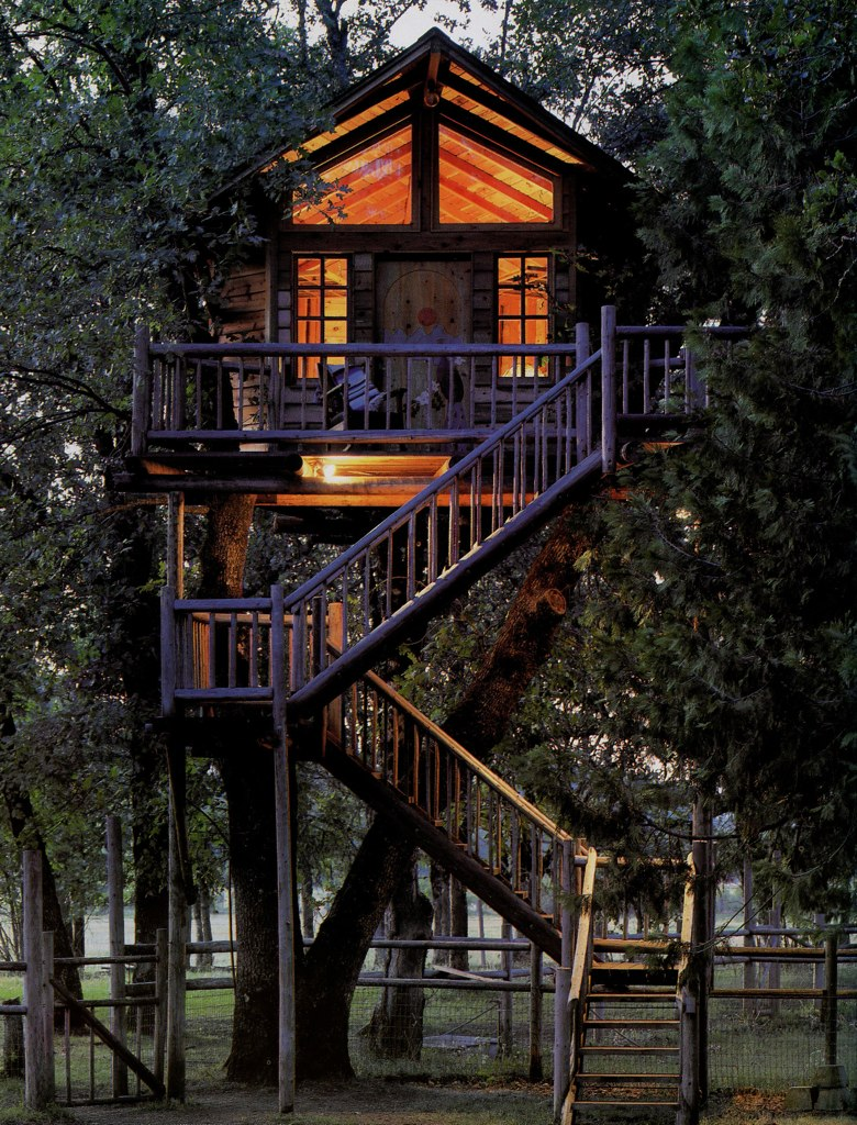 31 awesome tree houses - win gallery | ebaum's world