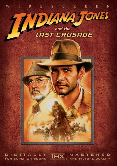 Indiana Jones and Sean Connery protect us from people who are different!