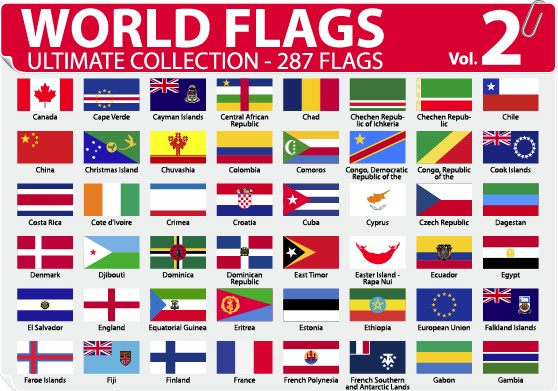 Flags of the world - Gallery | eBaum's World