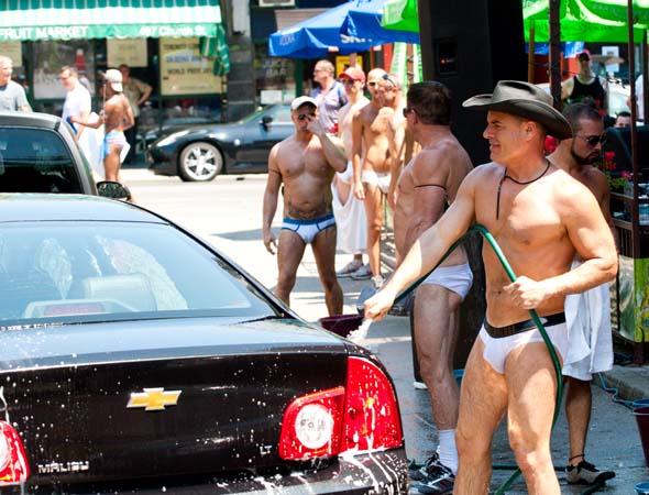 Sitter porn naked boys washing cars xxx