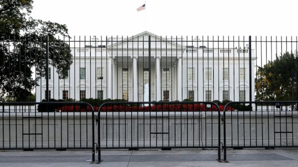 White House Fence Getting Sharper Gallery Ebaum S World