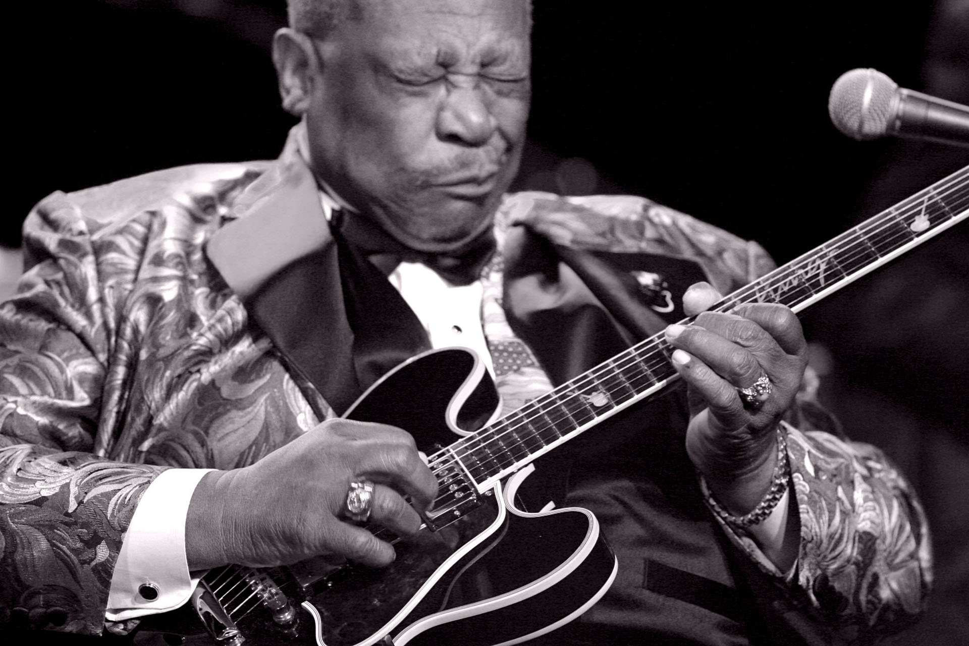 Died BB King 05/15/2015 84