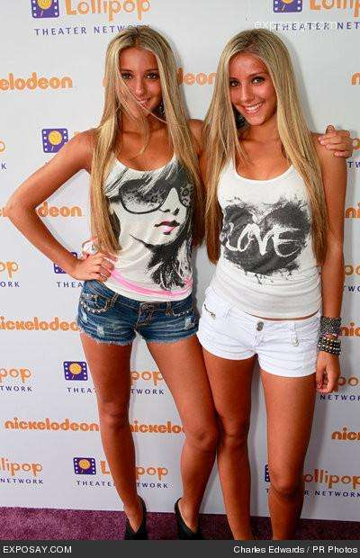 24 sets of celebrity twins, from A-list kids to singing ...