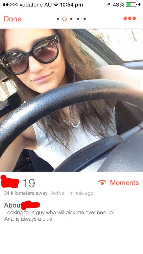 Tinder Fake Profiles