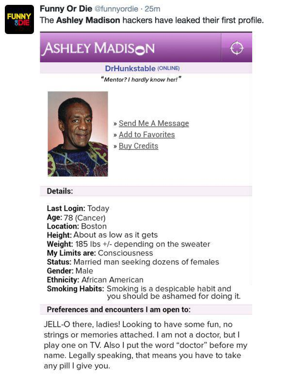 ashley madison private photos