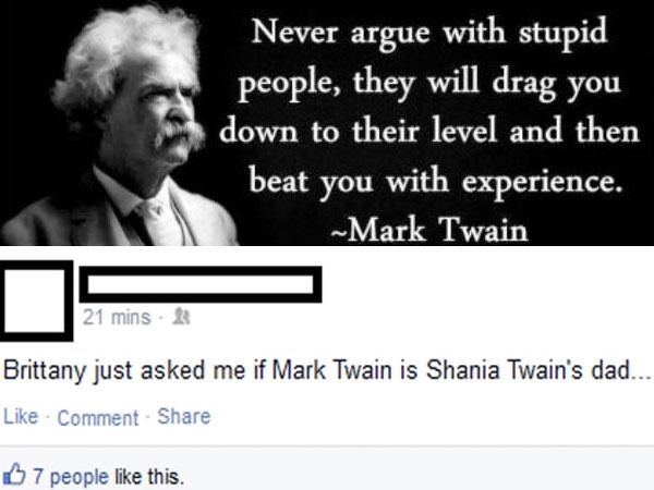 18 Comical Facebook Failures - Funny Gallery   eBaum\'s World
