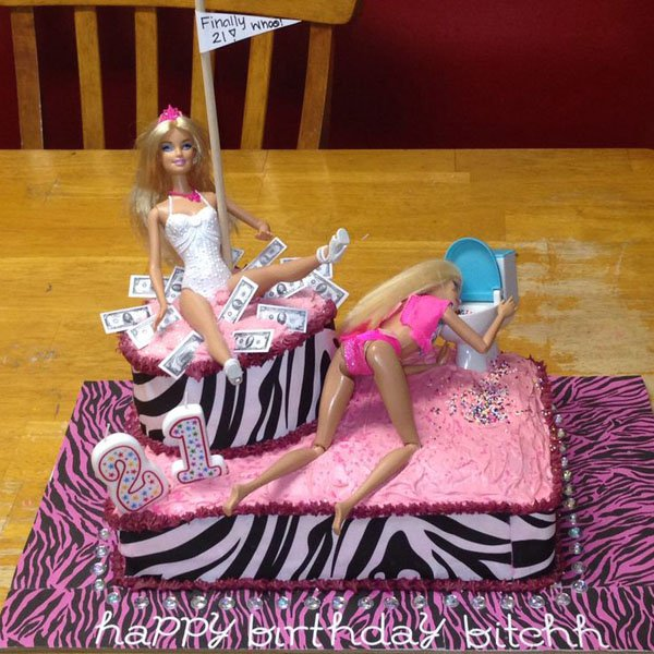 21 Of The Funniest 21st Birthday Cakes Ever Wow Gallery Ebaums