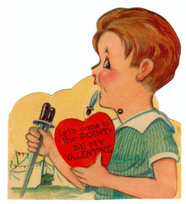 19 Creepy Vintage Valentine S Day Cards Creepy Gallery Ebaum S