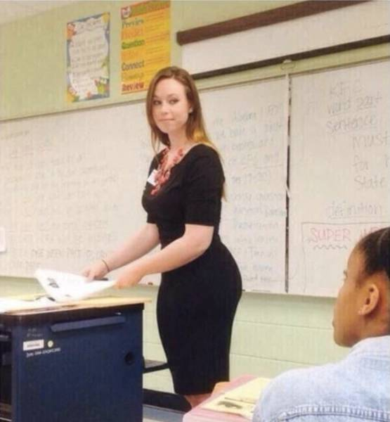 Photos of sexy teachers