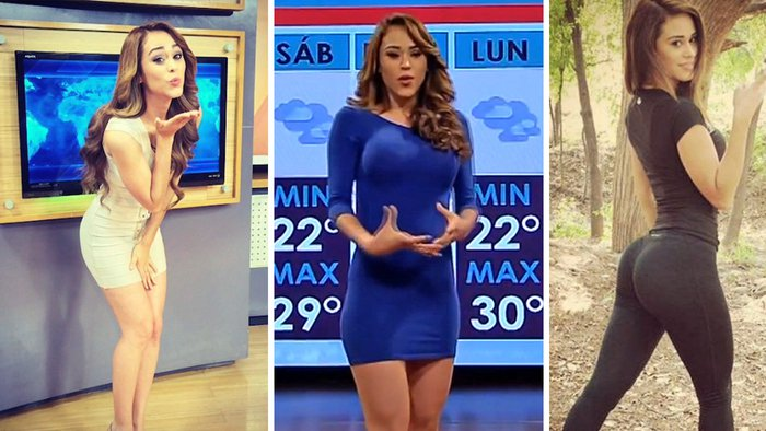 4 - 25 News Girls That Will Keep You Tuned In