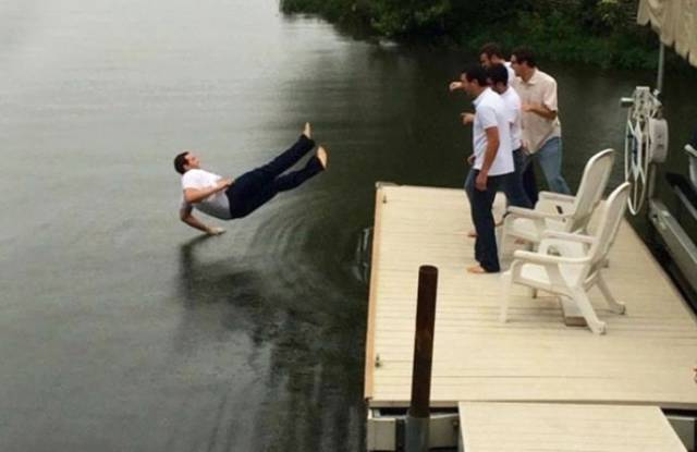 28 - 36 Moments Of Total Disaster Caught On Camera