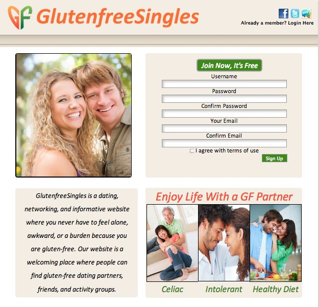 Free dating website advertising