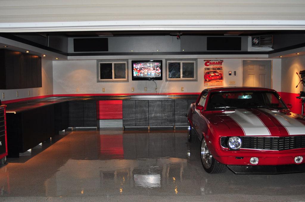 Garages Of Dreams