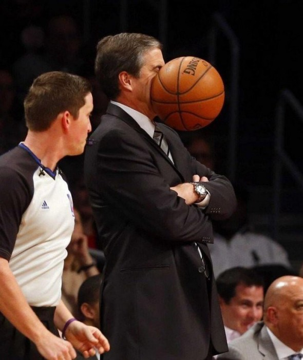 4 - 17 Of The Funniest Sports Photos Ever