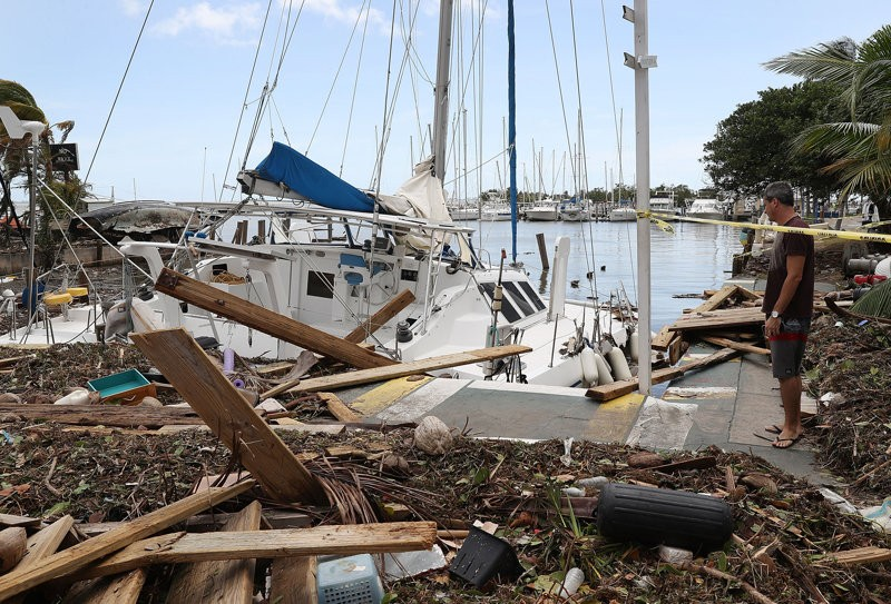 11 - 18 Pictures of Hurricane Irma's Aftermath