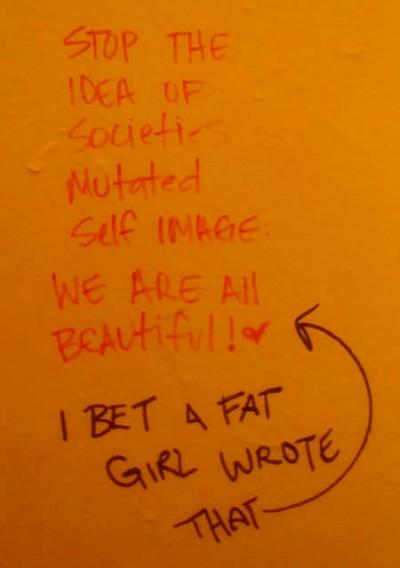 Funny Bathroom Wall Graffiti funny bathroom stall graffiti - gallery | ebaum's world