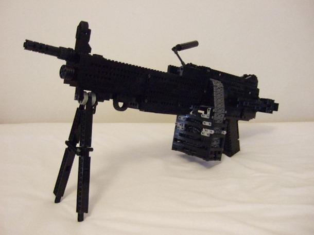 Guns Made From Legos - Gallery | eBaum's World