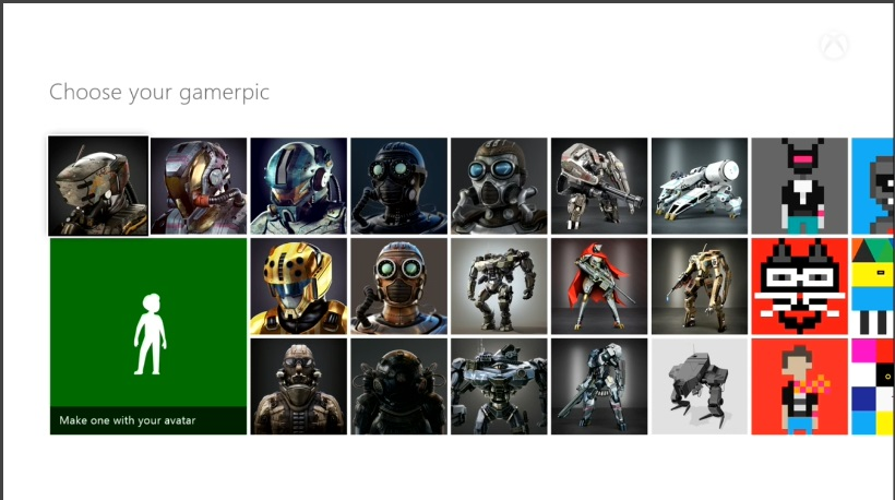 Xbox One Gamer Pics List : Xbox one gamerpics available at launch gallery ebaum s