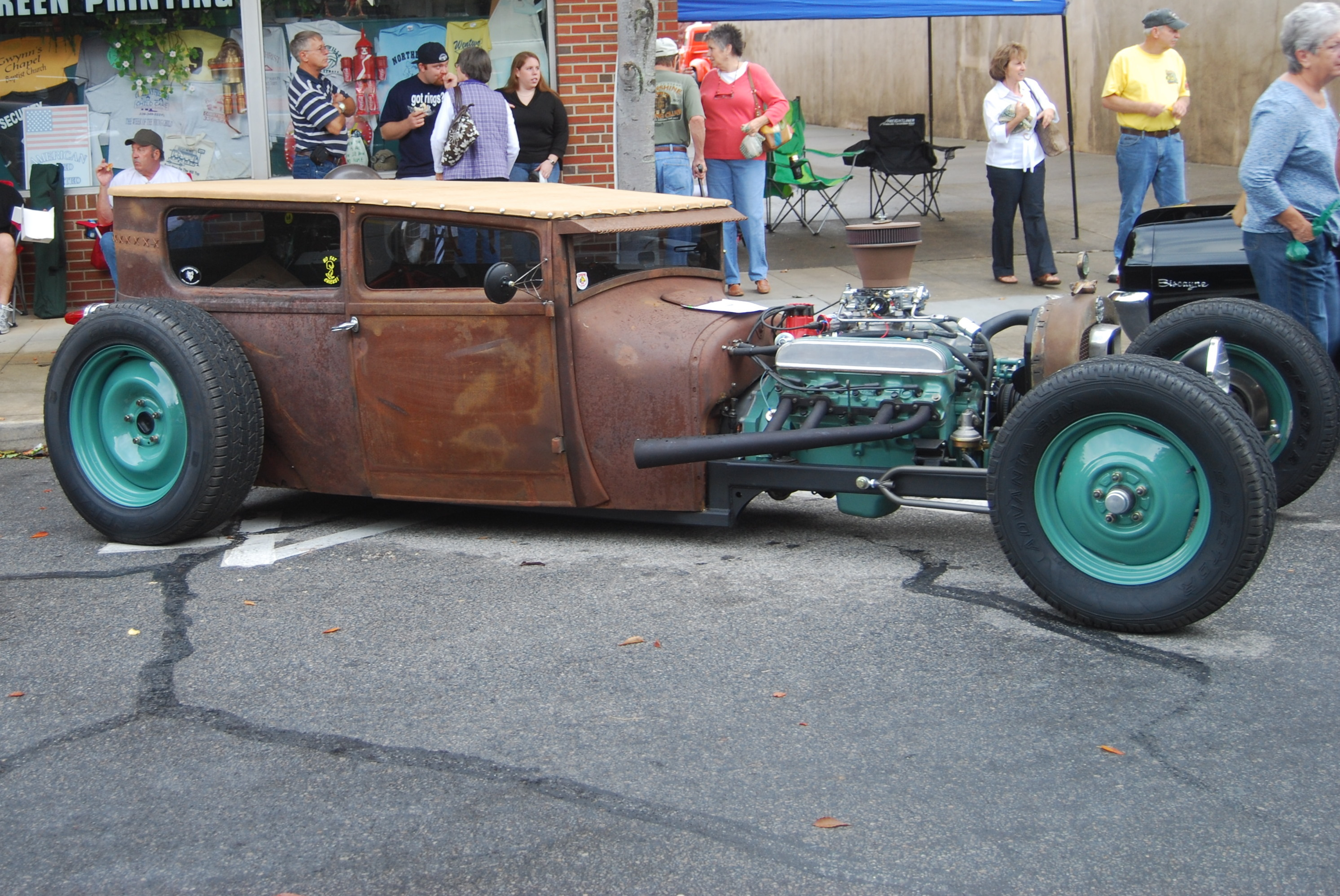 Custom and Vintage Rat Rods - Gallery | eBaum\'s World