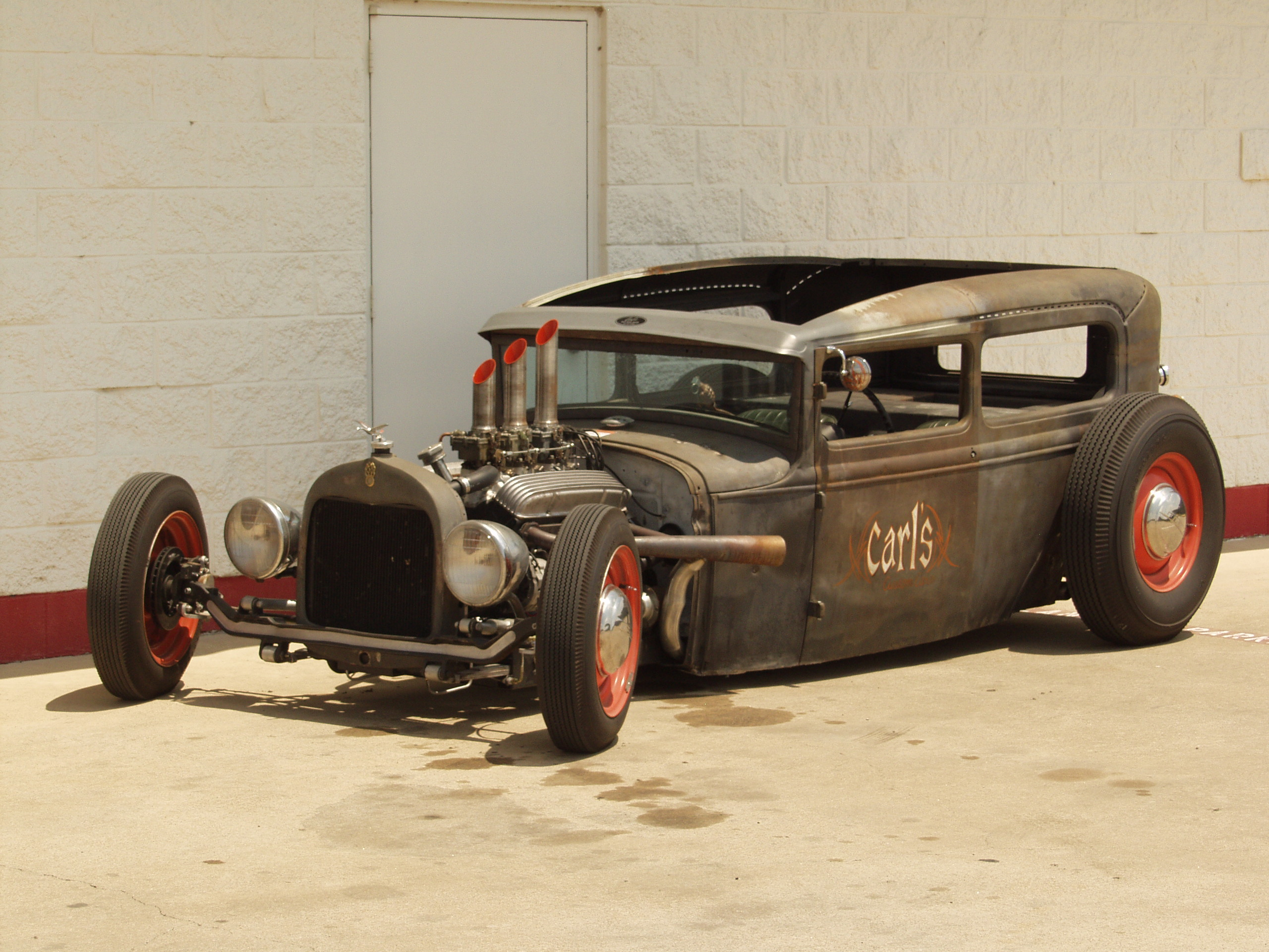 Custom and Vintage Rat Rods - Gallery | eBaum\'s World