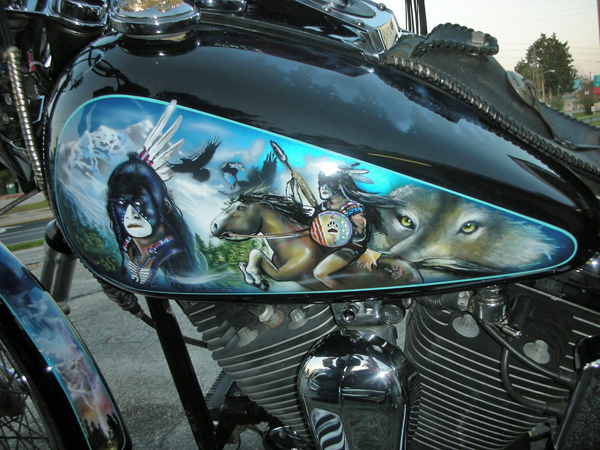 Custom paint jobs gallery ebaum 39 s world for How much for a paint job